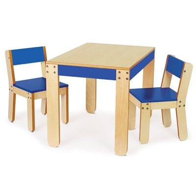 P'kolino Little One's Table and Chairs