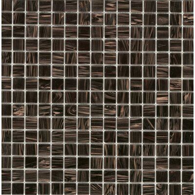 Surfaces Elida Glass Mosaic in Tiger Eye