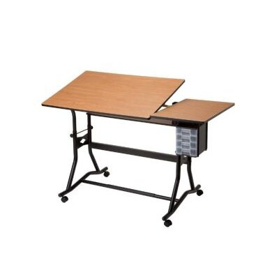 Alvin and Co. Craftmaster III Split Melamine Drafting Table