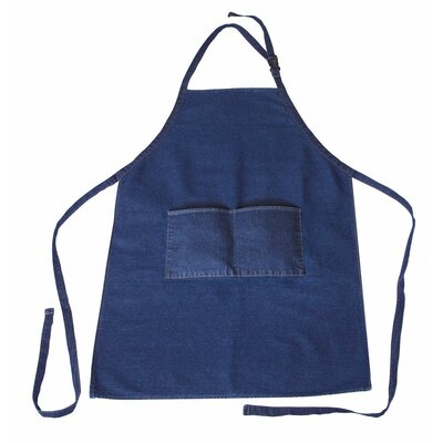 Alvin and Co. Extra Large Adult Apron Denim