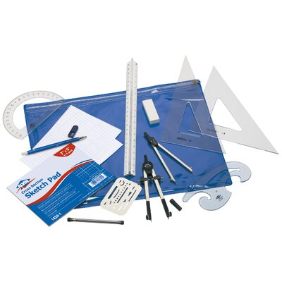 Alvin and Co. Basic Beginner Drafting Architects Kit