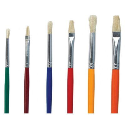 Alvin and Co. Bristle Brush Assortment