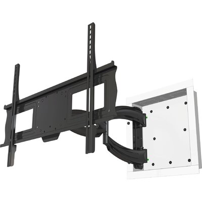 "Crimson AV VersaFit Articulating Arm for 37"" to 65"" Screens Compatible with VersaFit In - Wall System"