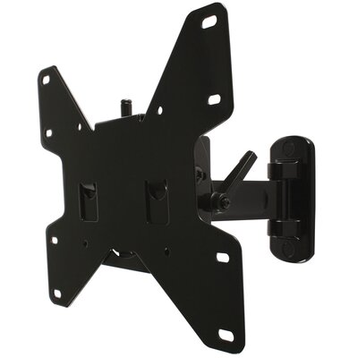 "Crimson AV Pivoting Arm Wall Mount for 13"" to 37"" Flat Panel Screens"