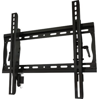 "Crimson AV Universal Tilting Wall Mount with Lock for 26"" to 46"" Flat Panel Screens"