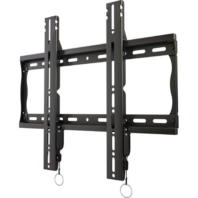 Crimson AV Universal Flat Wall Mount with Leveling Mechanism for Flat Panel Screen