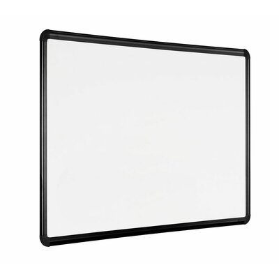 Best-Rite® Green-Rite Porcelain Markerboard with Presidential Frame 4' x 8'