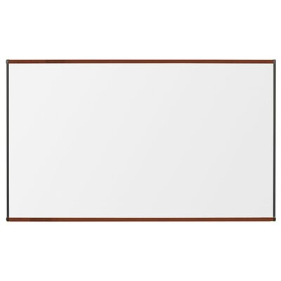 Best-Rite® 4' H x 8' W Porcelain Steel Markerboard with Origin™ Trim