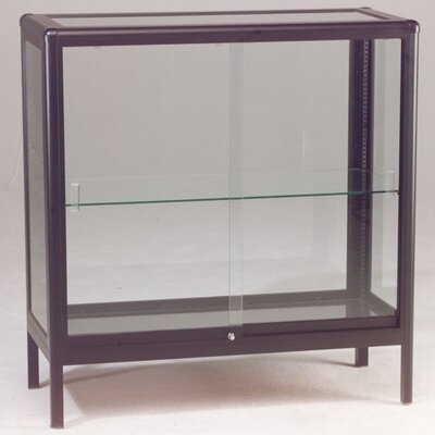 Best-Rite® Series 98 Elite Counter Height Display Case