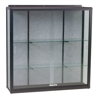 Best-Rite® Elite Wall Mount Display Case - Series 90