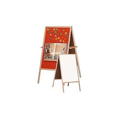 Best-Rite® Magnetic Flannel Easel