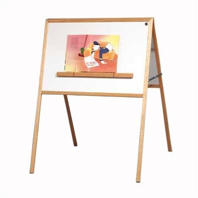 Best-Rite® TMIW - Teacher's Magnetic Instructional Easel Wide