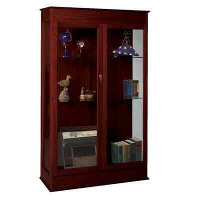 Best-Rite® Traditional Wood Display Case