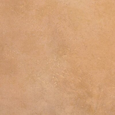 "EliteTile Terra 4"" x 4"" Glazed Tile in Terra Cotta"
