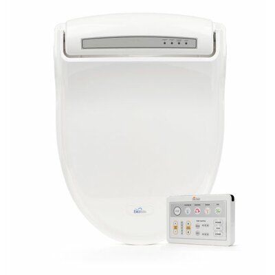 Bio Bidet Supreme Advanced Elongated Toilet Seat Bidet