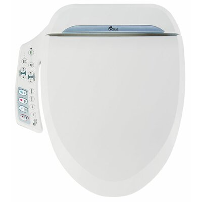 Ultimate Advanced Round Toilet Seat Bidet