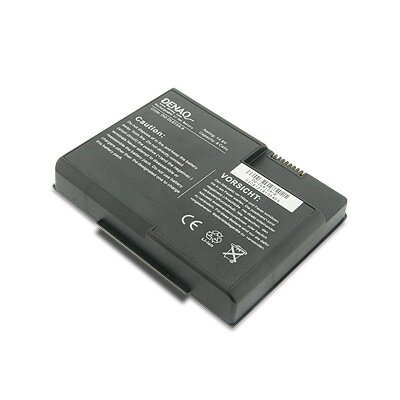 Denaq 8-Cell 4400mAh Lithium Battery for HP / Compaq Presario Laptops