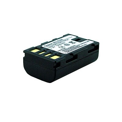 Denaq New 1200mAh Rechargeable Battery for JVC GR / GZ Cameras