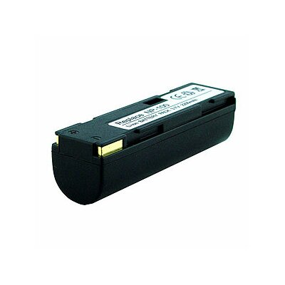 Denaq New 2000mAh Rechargeable Battery for FUJIFILM / JVC / RICOH / TOSHIBA Cameras