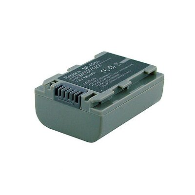 Denaq New 680mAh Rechargeable Battery for SONY Handycam Cameras