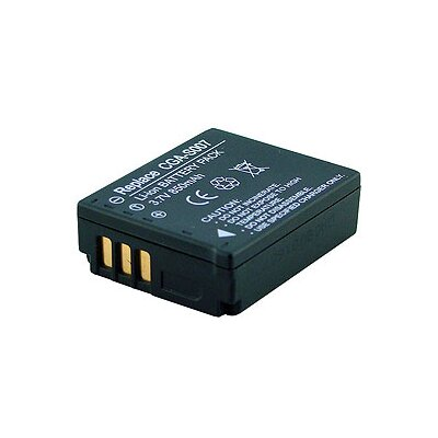 Denaq New 850mAh Rechargeable Battery for PANASONIC Cameras
