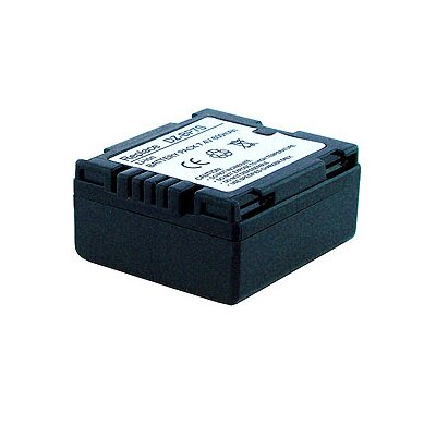 Denaq New 600mAh Rechargeable Battery for PANASONIC PV / VDR Cameras