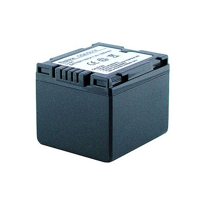 Denaq New 1200mAh Rechargeable Battery for PANASONIC Cameras