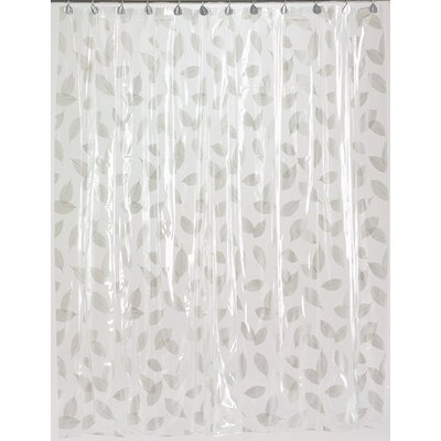 Autumn Leaves Vinyl Shower Curtain
