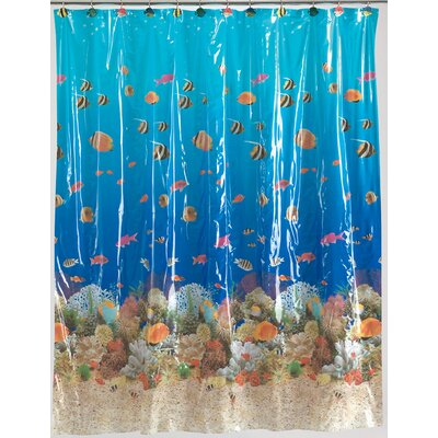 Nautical Shower Curtains | Wayfair