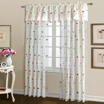 United Curtain Co. Loretta Window Treatment Collection