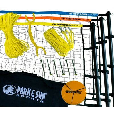 Tri-Ball™ Recreational Volleyball Set