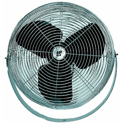 "TPI 18"" 3-Speed Work Station Fan"