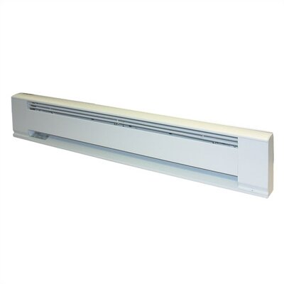 TPI Baseboard Architectural Style Electric Space Heater