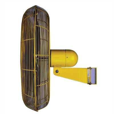 "TPI 30"" Heavy Duty Yellow Air Circulator"