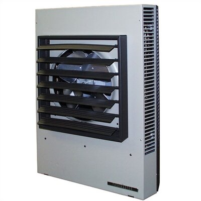 TPI Horizontal / Vertical 230,400 BTU Fan Forced Wall Space Heater with Thermostat