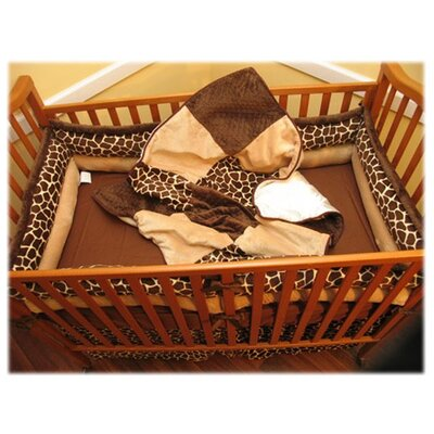 Ozark Mountain Kids Giraffe Crib Bedding Collection