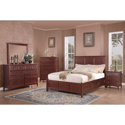 Cantebury Panel Storage Bedroom Collection