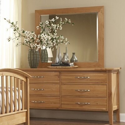 Mastercraft Collections Urban Homemaker 6 Drawer Dresser
