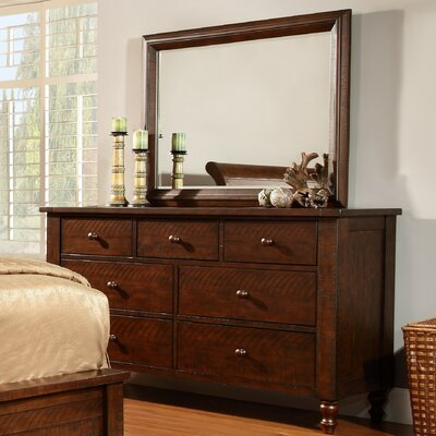 Mastercraft Collections 7 Drawer Dresser