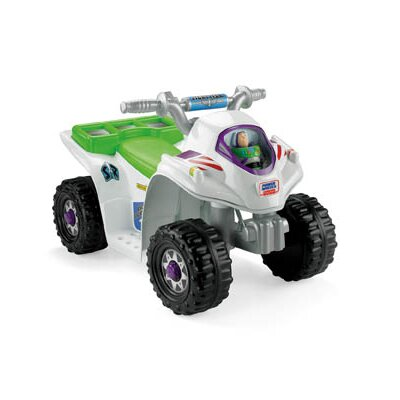 Fisher-Price Power Wheels Toy Story Lil Quad