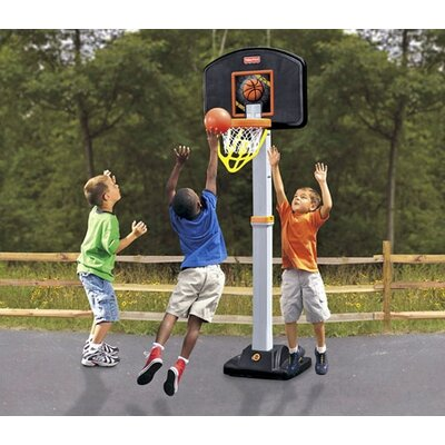 Fisher-Price Grow to Pro Basketball Game
