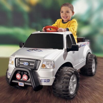 Fisher-Price Power Wheels Ford F-150 Electric 6V Battery Powered Car