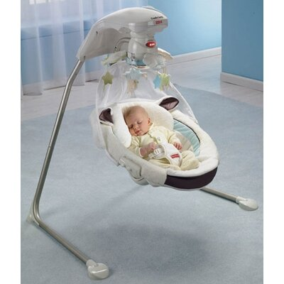 Fisher-Price My Little Lamb Dreamy Motions Cradle Swing