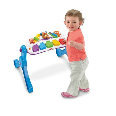 Fisher-Price Learn and Move Music Station