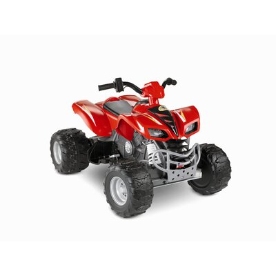Fisher-Price 12V Power Wheels Kawasaki KFX