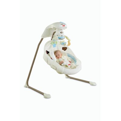Fisher-Price My Little Lamb Cradle 'n Swing