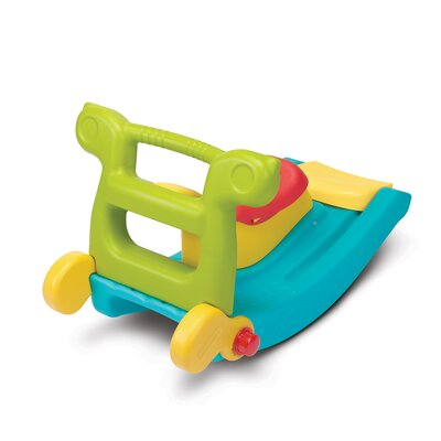 Fisher-Price Fun Slide N Rocker