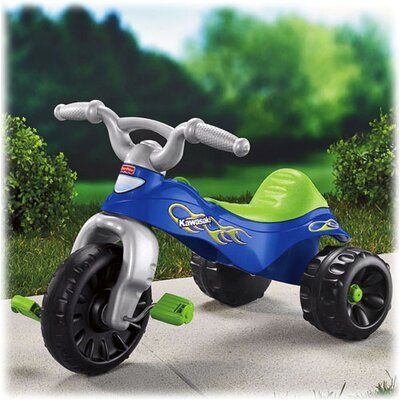 Fisher-Price Kawasaki Tough Tricycle