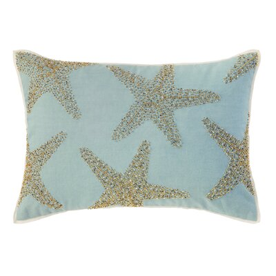 Starfish Cotton Pillow