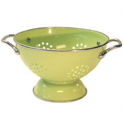 Calypso Basics 1.5 Quart Colander in Lime